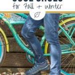 Cool shoes for fall and winter - Jambu Spirit Encore (Vegan!)