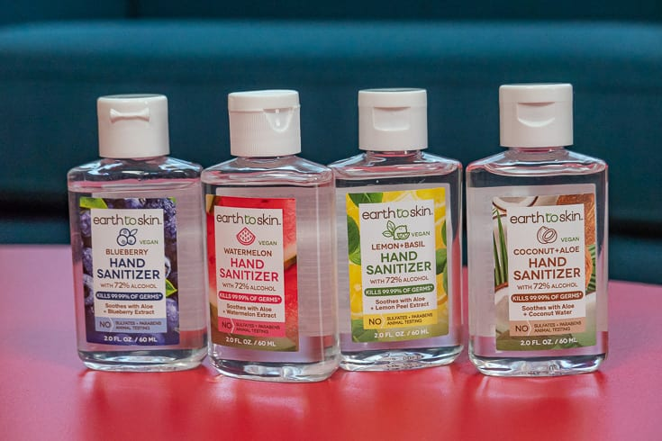 Holiday Gift Guide: Earth to Skin Hand Sanitizer