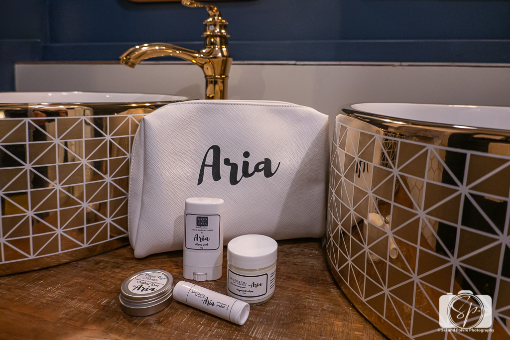 Holiday Gift Guide Aria Travel Kit