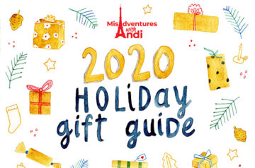 Misadventures with Andi 2020 Holiday Gift Guide