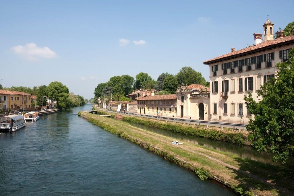 Cassinetta di Lugagnano Italy