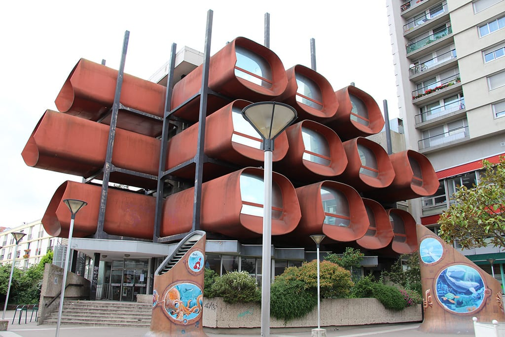 Conservatoire de Montreuil