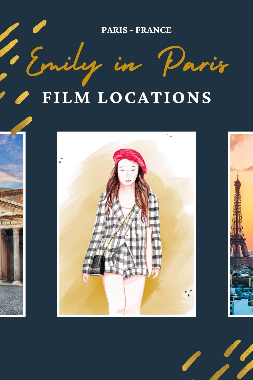 Emily in Paris Film Locations