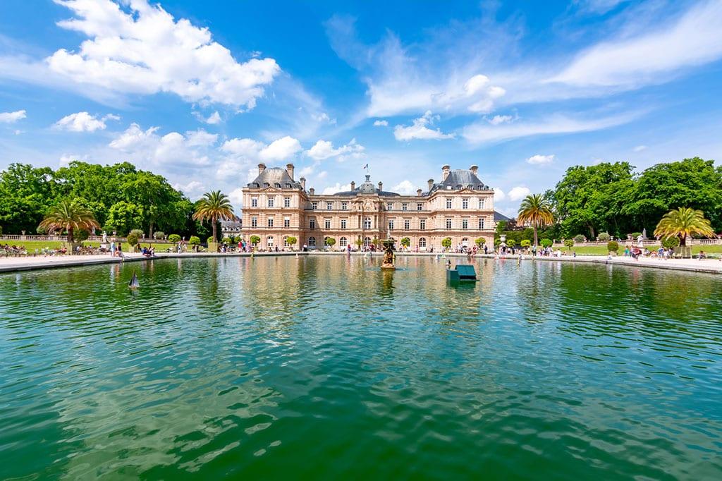 Luxumbourg-Garden-Paris