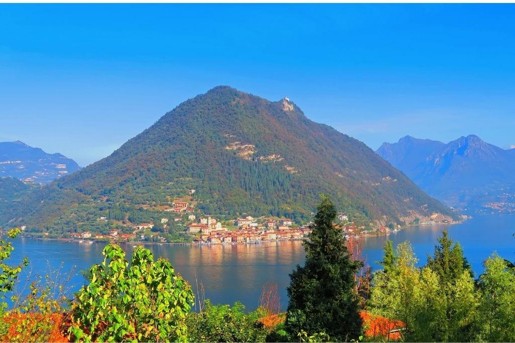 Monte Isola Italy