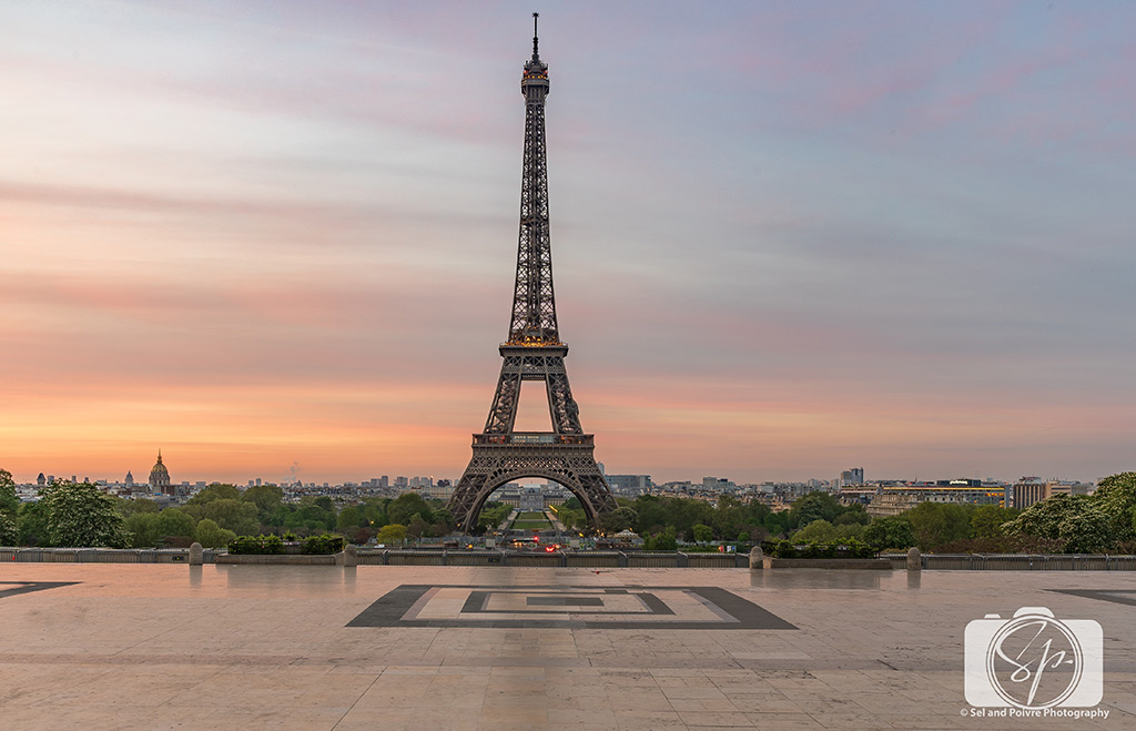 Eiffel Tower aka The Symbol of Love