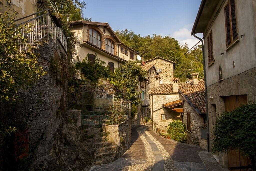 Zavatterello Italy