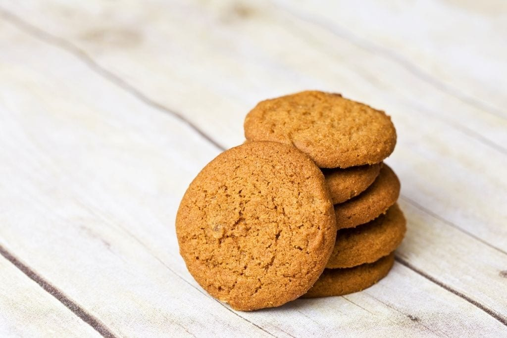 low carb ginger snap