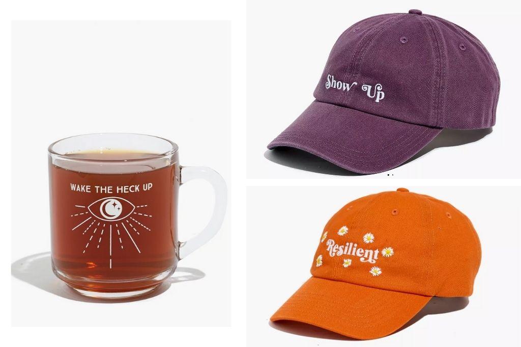 Feminist Goods Co Baseball Caps