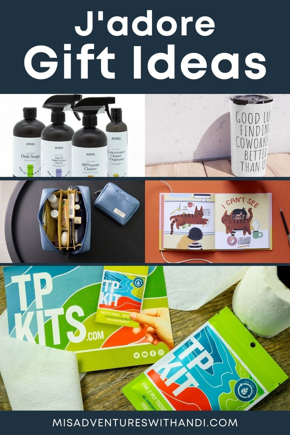 J'adore 86 Curated Gifts collage