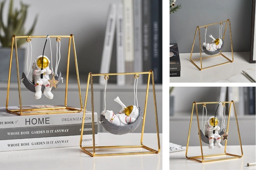 Mini Astronaut Swing