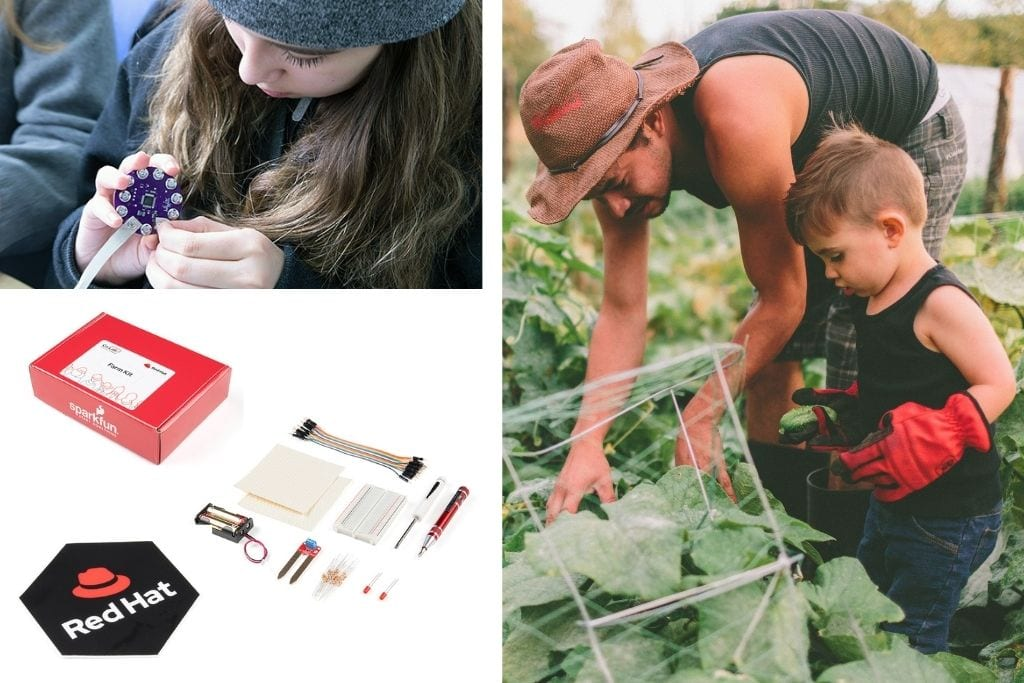 Red Hat CoLab Farm Kit