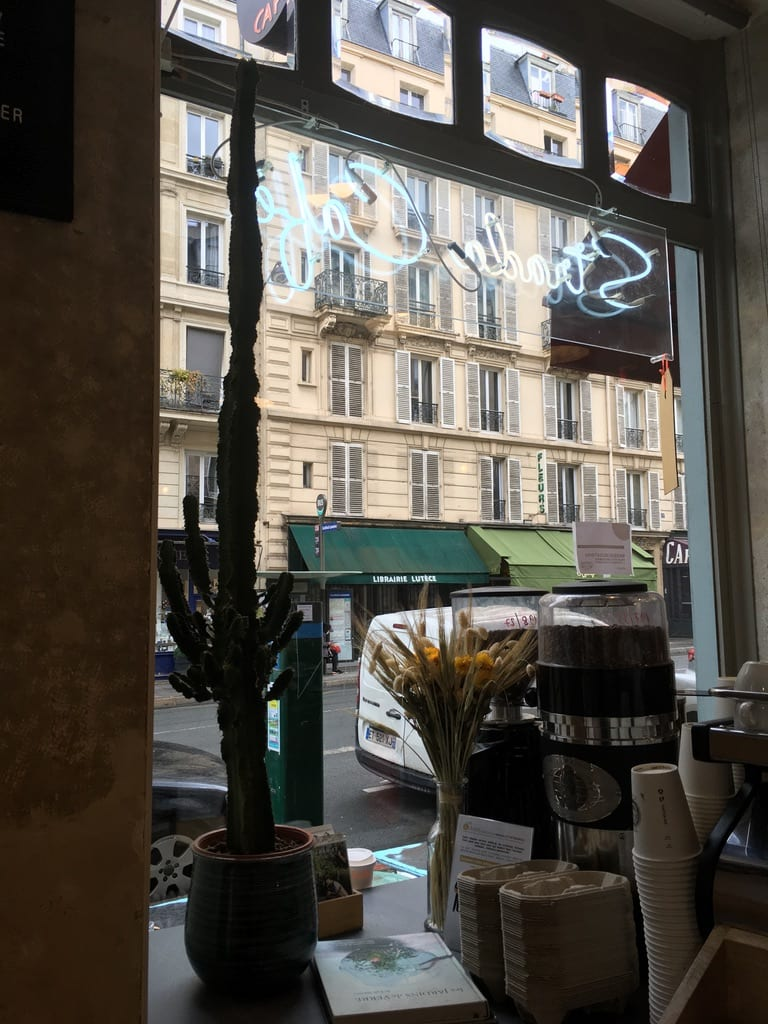 Strada Cafe Paris in the 5th arrondissement