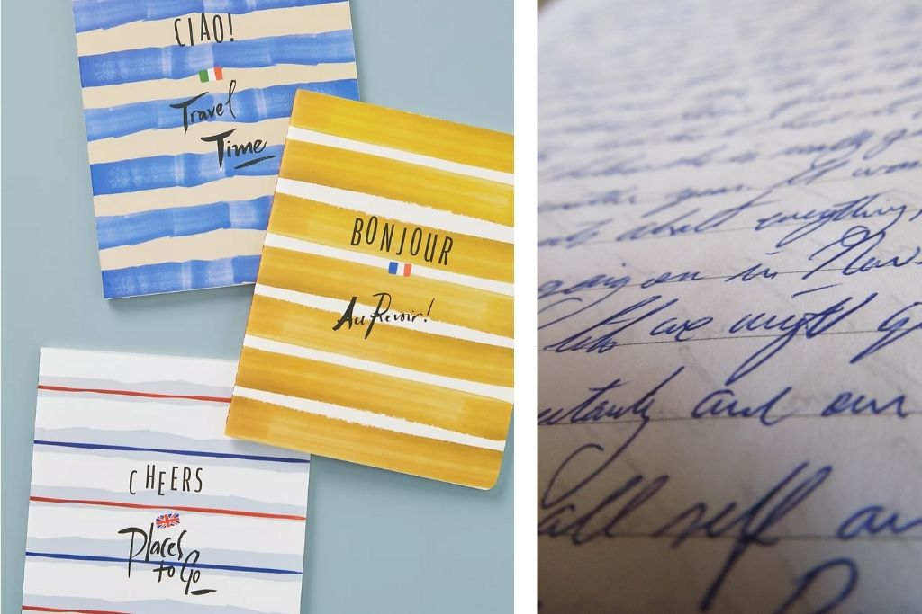 Anthropologie Ciao Journals