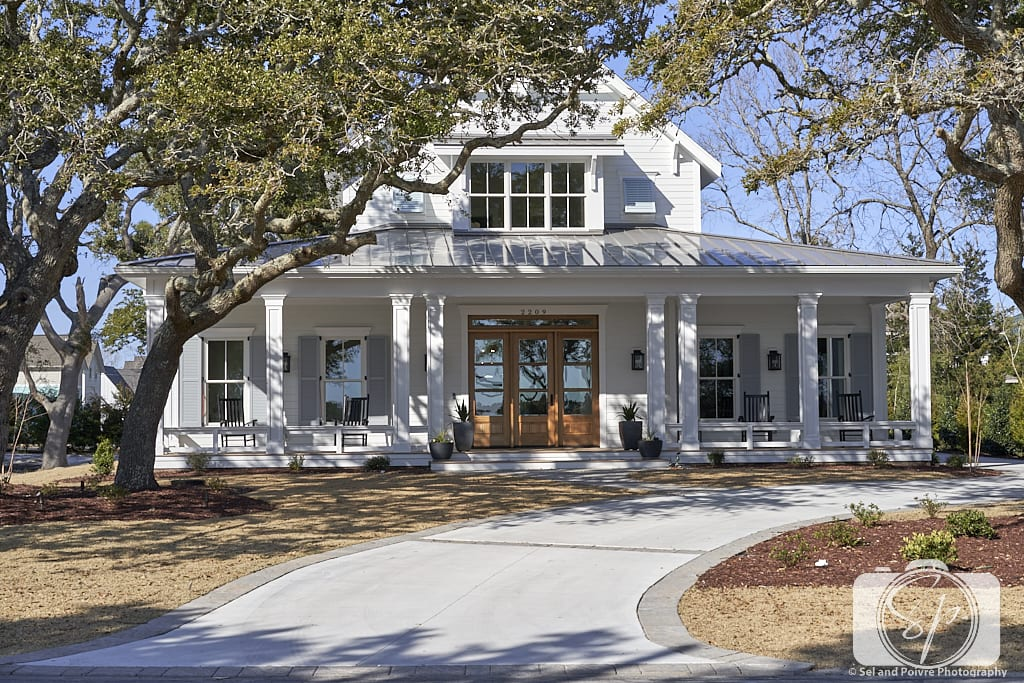 Beautiful Home on Front Street in Beaufort North Carolina