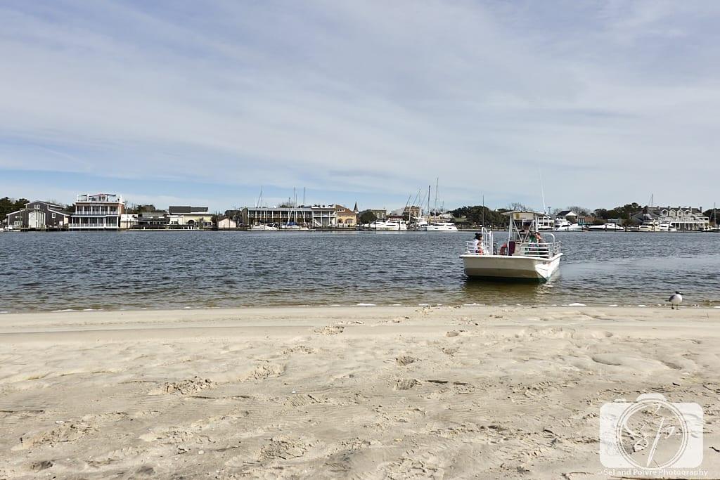 Carrot Island Ferry