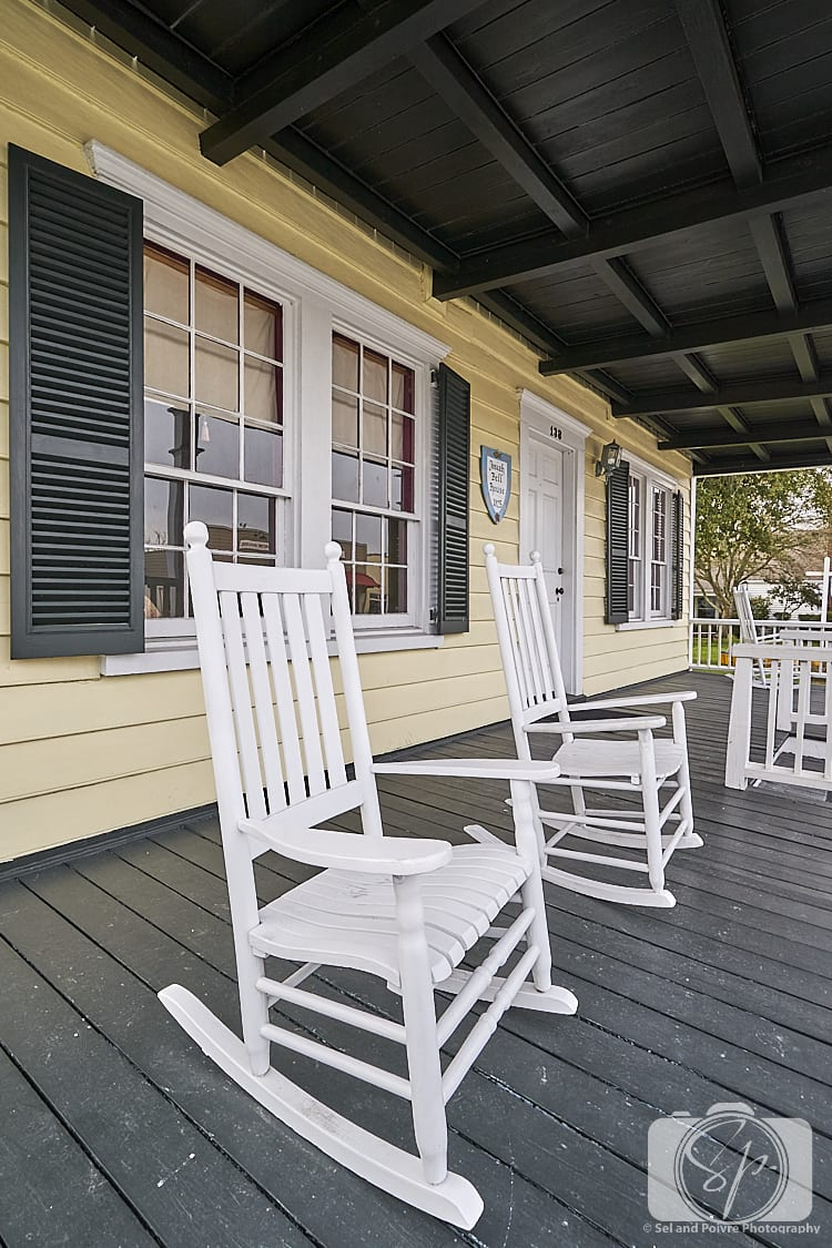 Historic home in Beaufort North Carolina