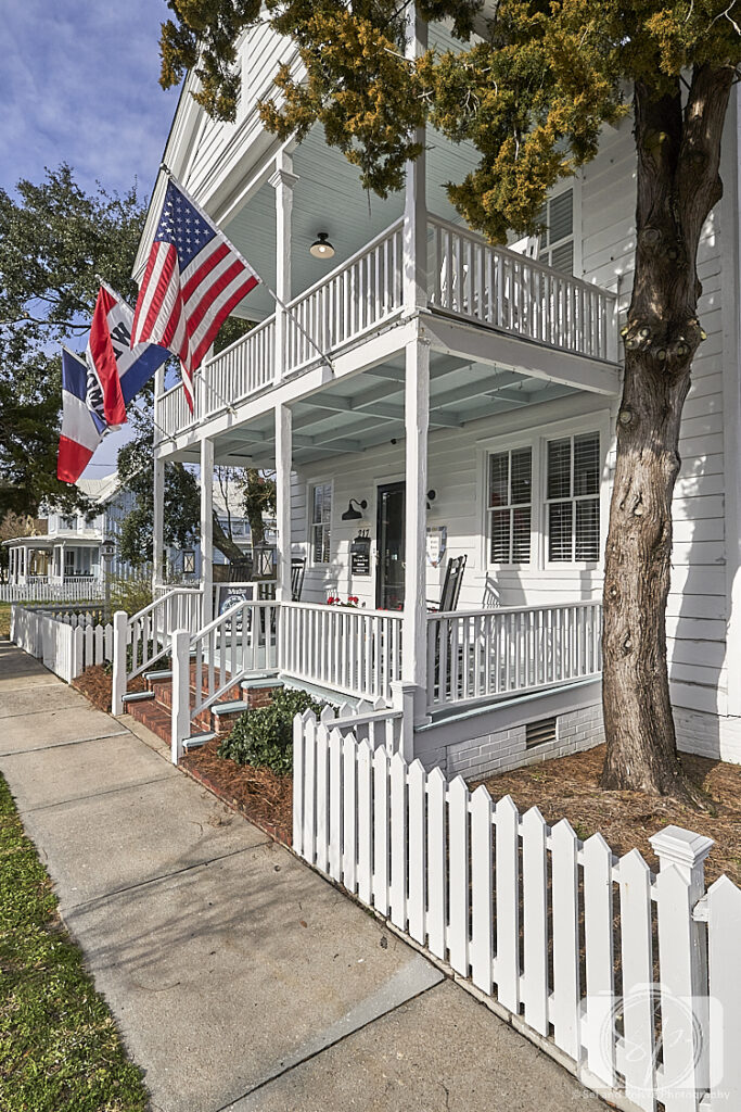 Inn on Taylor in Beaufort North Carolina