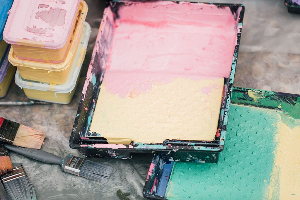 paint pan