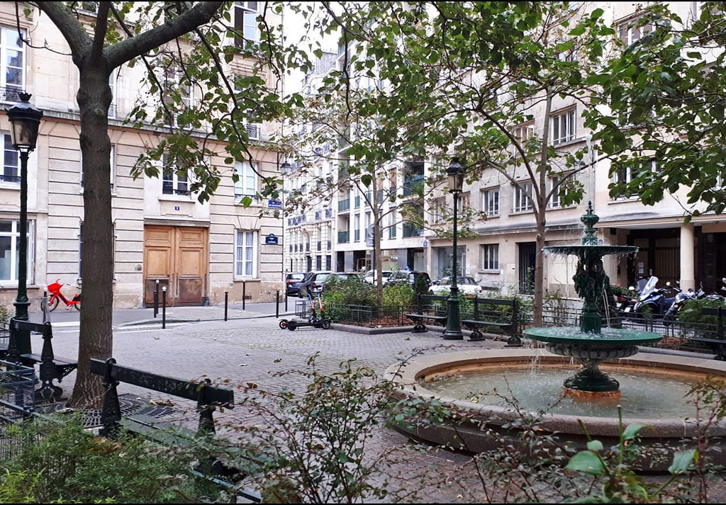 Place de lEstrapade Paris 5th arrondissement