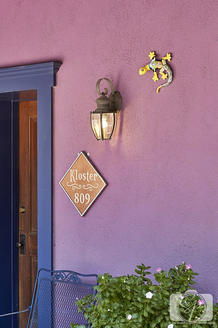 Tucson Adobe Home Detail