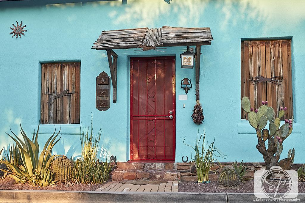 Adobe Home in Tucson