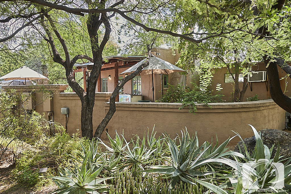 Tucson Botanical Garden Restaurant