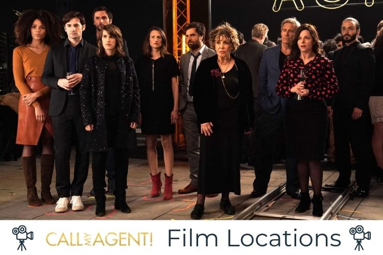 Cast of Call My Agent