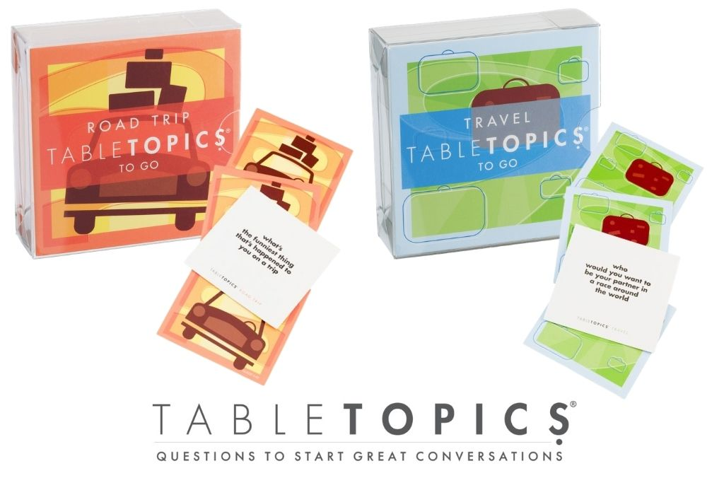TableTopics Card Pack