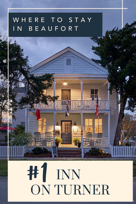 Inn on Turner Beaufort North Carolina