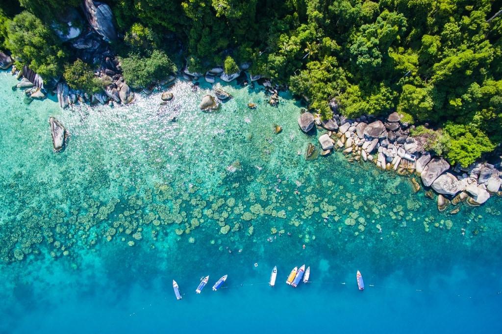 Malaysia Shore