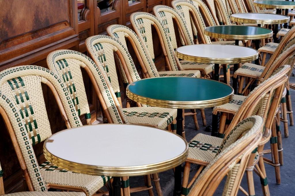 Paris Terrace