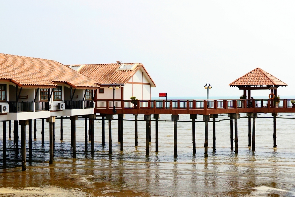 Resort in Malaysia