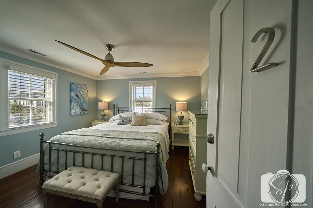 Room 2 inside the Inn on Turner in Beaufort North Carolina