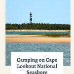 Cape Lookout National Seashore Lighthouse
