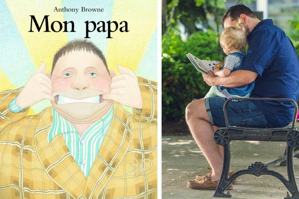 Mon Papa Book