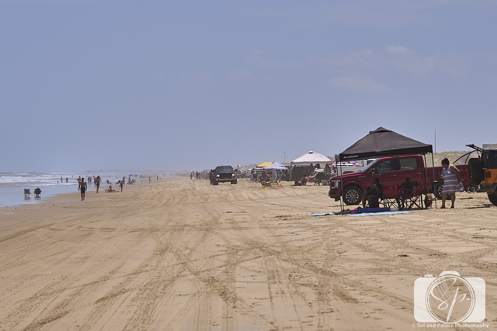 Corolla Beach in the Outer Banks