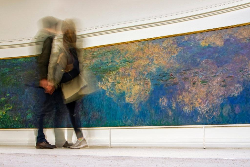 Orangerie Museum Paris 1st Arrondissement