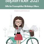 girl with a bike in paris graphic illustration