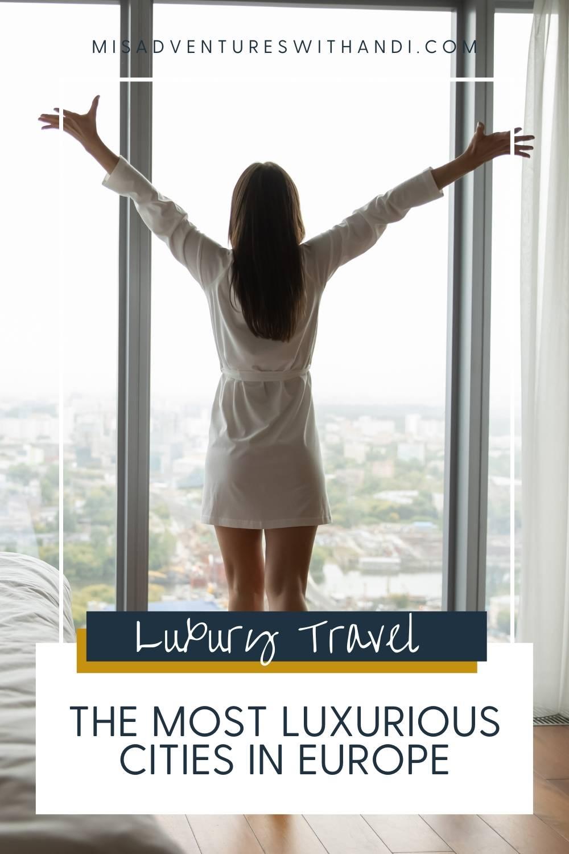 girl in hotel window